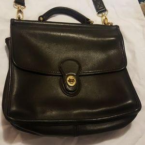 Vintage Coach Crossbody handbag